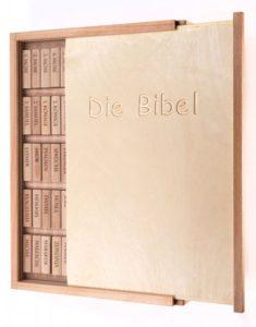 Holz-Bibel